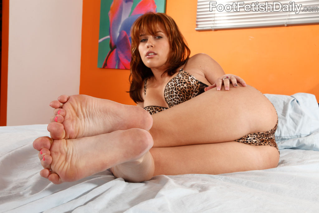Step Brother Foot Fetish