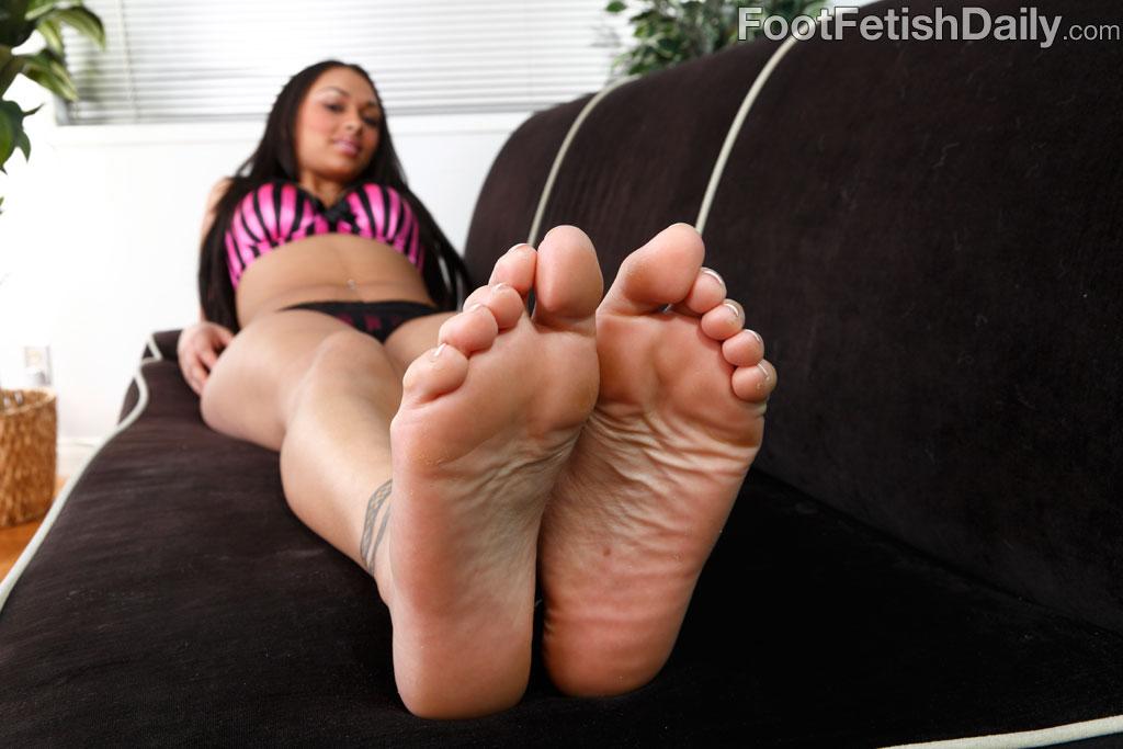 Bethany Benz Foot Worship