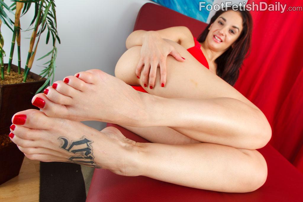 Free sexy feet porn
