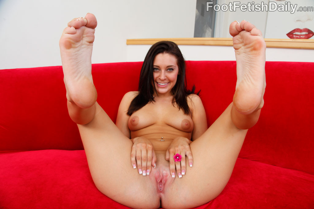 Sexy gracie glam feet remarkable, the