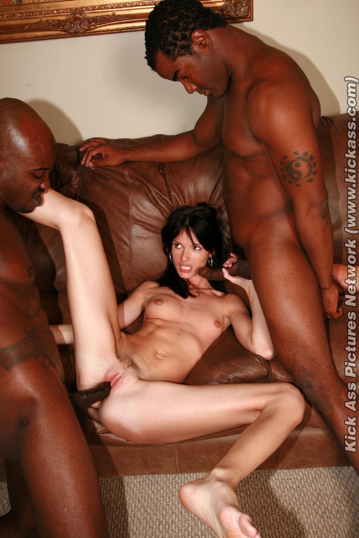 Jennifer Dark Videos jennifer dark gets naughty! - 5-guy cream pie: pussies ooze